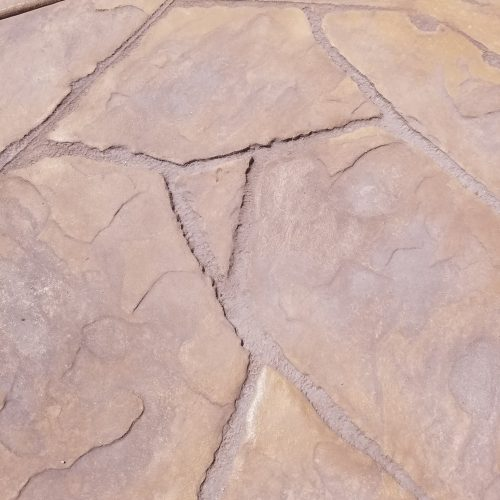 stamped concrete in Vacaville ca
